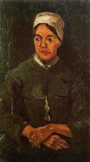 Vincent Van Gogh - Peasant Woman, Seated