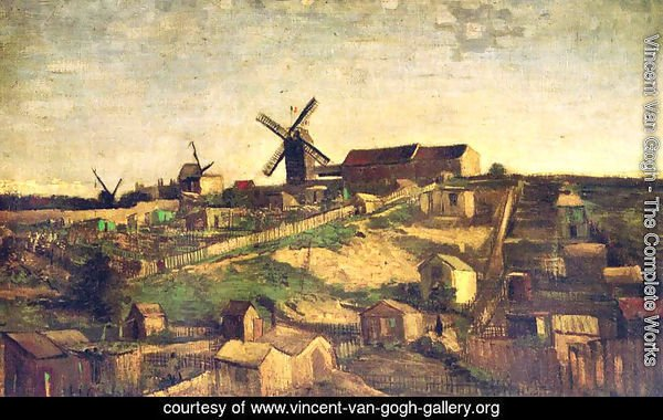 Montmartre: the Quarry and Windmills 2