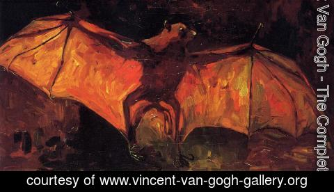 Vincent Van Gogh - Stuffed Bat