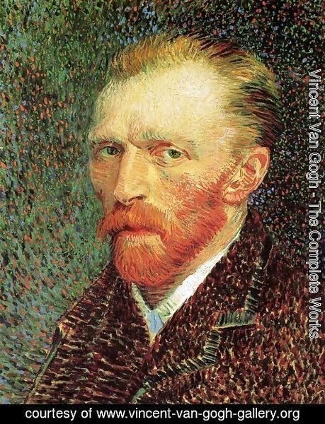 Vincent Van Gogh - Self Portrait I