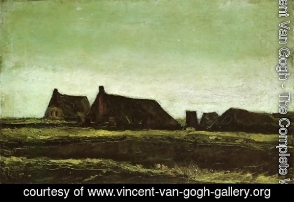 Vincent Van Gogh - Farms