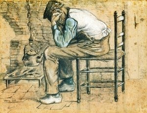 Vincent Van Gogh - Worn Out
