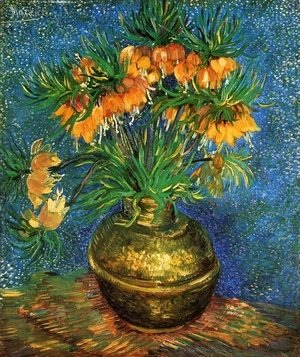 Vincent Van Gogh - Still Life with Frutillarias