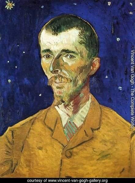 The Poet, Portrait of Eugene Boch