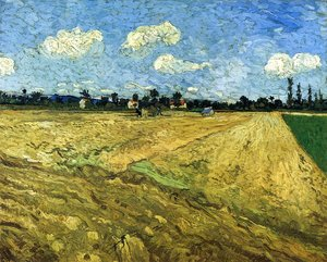 Vincent Van Gogh - The Ploughed Field