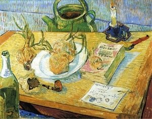 Vincent Van Gogh - Still Life with Onions