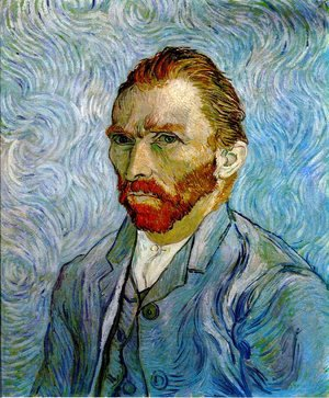 Vincent Van Gogh - Self Portrait III 2