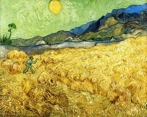 Vincent Van Gogh - The Reaper I