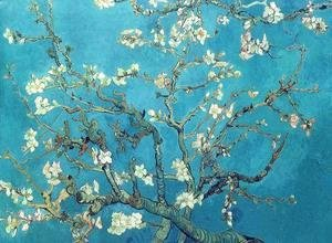 Vincent Van Gogh - Branches with Almond Blossom