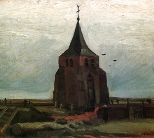 Vincent Van Gogh - The Old Tower