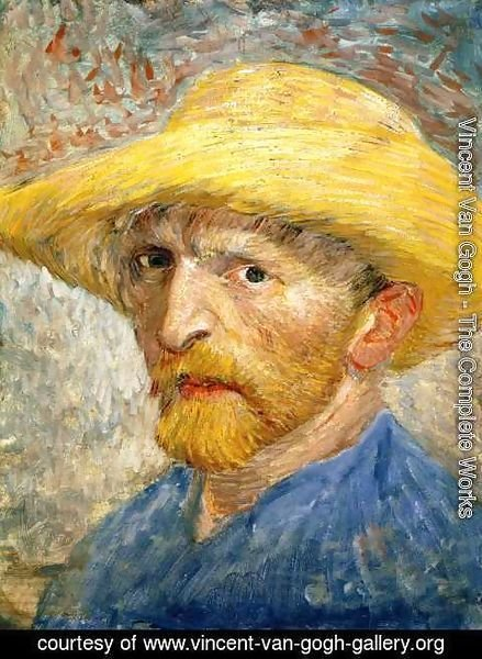 Vincent Van Gogh - Self Portrait IV 2