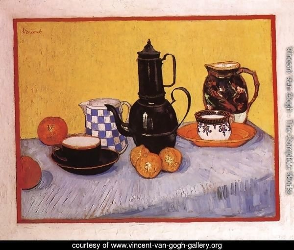 Still Life with Coffeepot