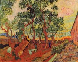 Vincent Van Gogh - the park