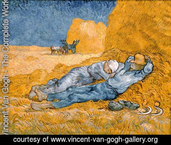 Vincent Van Gogh The Complete Works La M 233 Ridienne 1889