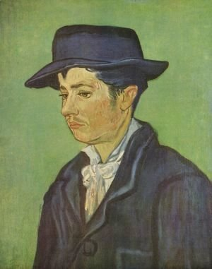 Vincent Van Gogh - Portrait of Armand Roulin 2