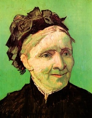 Vincent Van Gogh - Portrait of the Artist's Mother