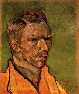 Vincent Van Gogh - Self Portrait 11