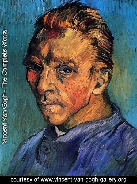 Vincent Van Gogh - Self Portrait 13