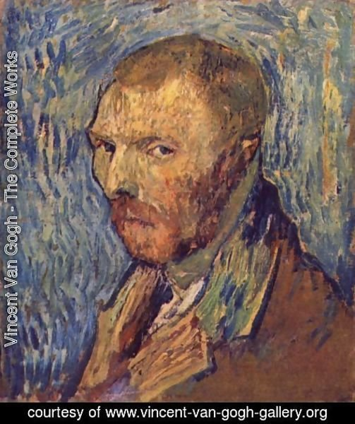 Vincent Van Gogh - Self Portrait 15