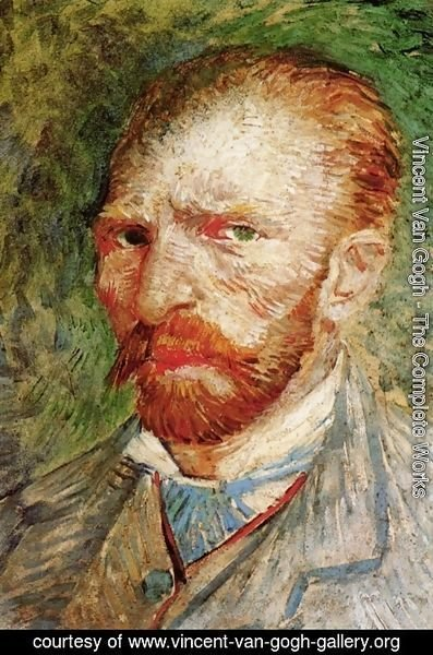 Vincent Van Gogh - Self Portrait 2