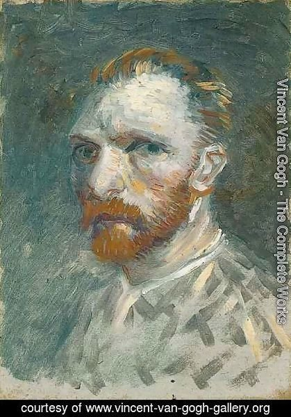 Vincent Van Gogh - Self Portrait 3