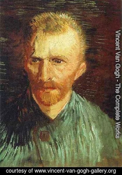 Vincent Van Gogh - Self Portrait 5