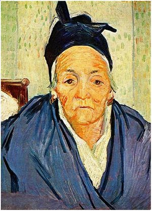 Old Woman Of Arles 1888