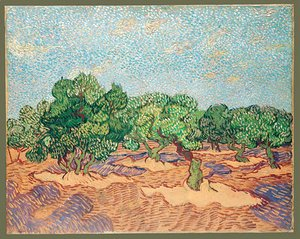 Olive Orchard 1889