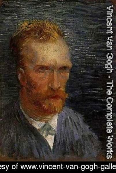 Vincent Van Gogh - Self Portrait 1887