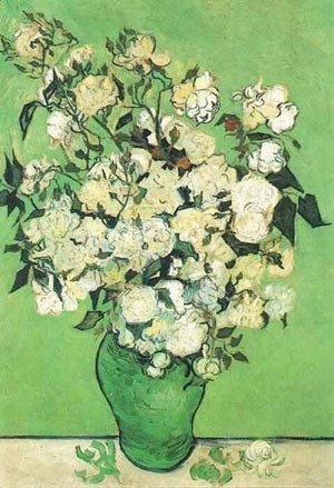 Vincent Van Gogh The Complete Works Still Life Vase With