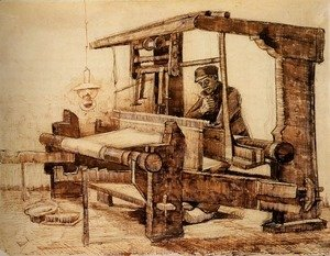 Vincent Van Gogh - The Weaver