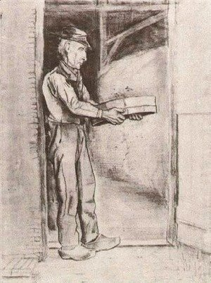 Vincent Van Gogh - Man with Winnow