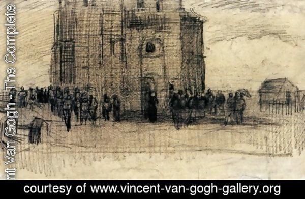 Vincent Van Gogh - Sale of Building Scrap