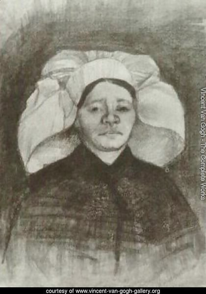 Peasant Woman, Head 5