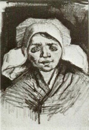 Peasant Woman, Head 6