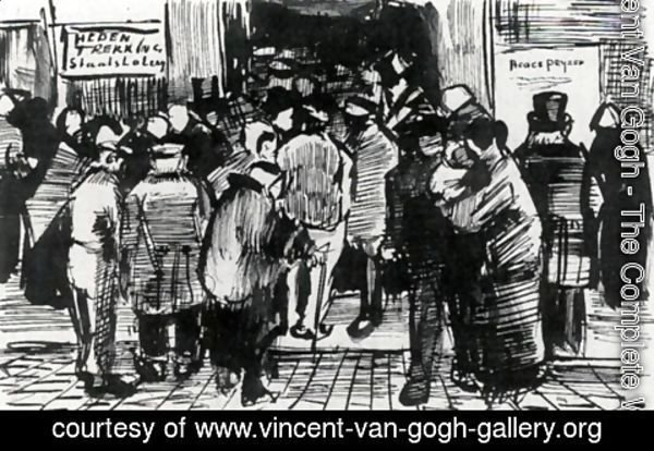 Vincent Van Gogh - State Lottery Office