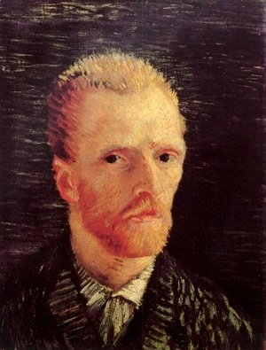 Vincent Van Gogh - Self-Portrait 6