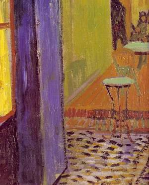 Vincent Van Gogh - Cafe Terrace on the Place du Forum 2