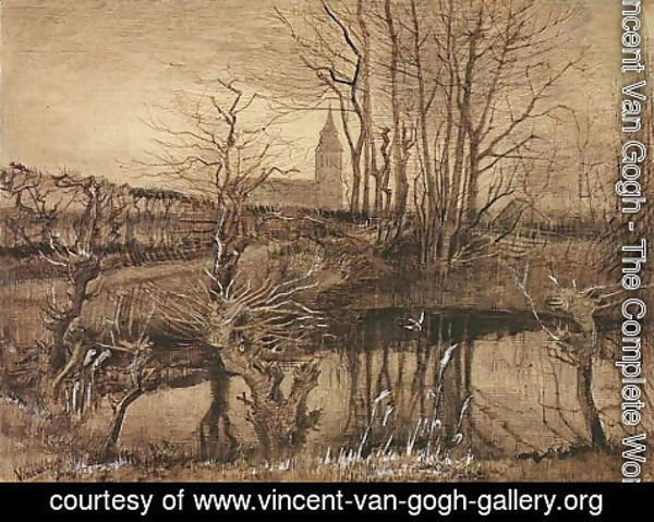Vincent Van Gogh - The Kingfisher 2