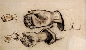 Vincent Van Gogh - Four Hands