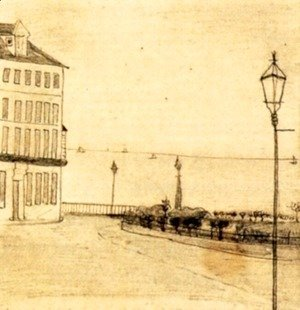 Vincent Van Gogh - View of Royal Road, Ramsgate