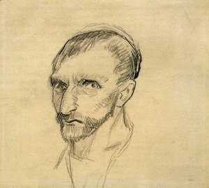 Vincent Van Gogh - Self-Portrait 10