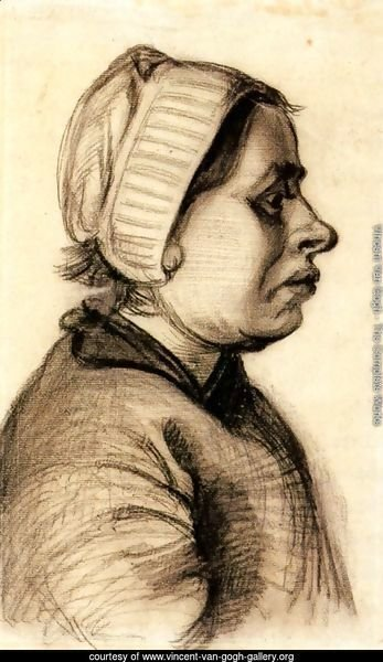Head of a Woman 21