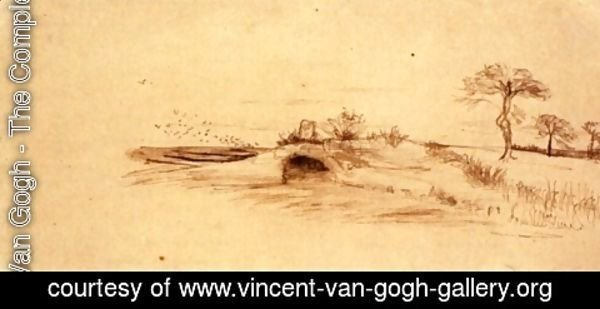 Vincent Van Gogh - The Cave of Machpelah