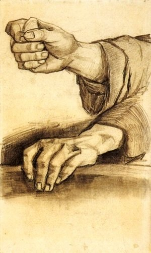 Vincent Van Gogh - Two Hands 4