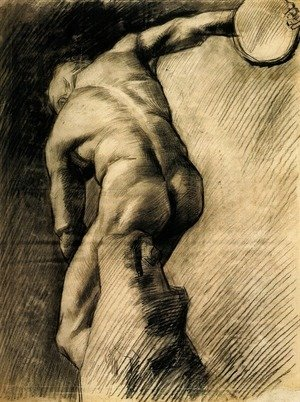 Vincent Van Gogh - The Discus Thrower