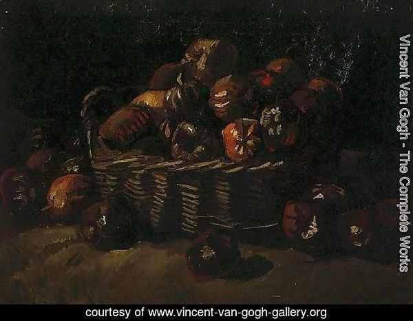 Basket Of Apples II