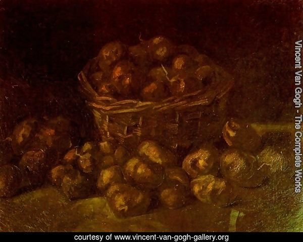 Basket Of Potatoes II