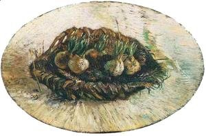 Vincent Van Gogh - Basket Of Sprouting Bulbs