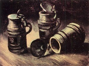 Vincent Van Gogh - Beer Tankards